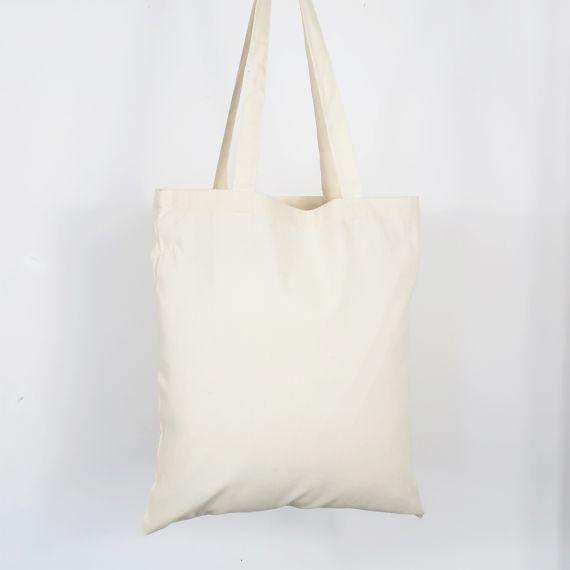 blank tote bag