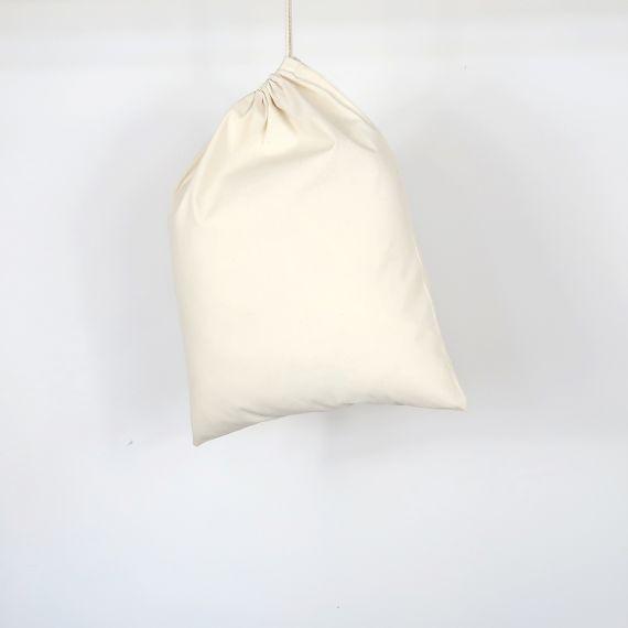 grand pochon en coton