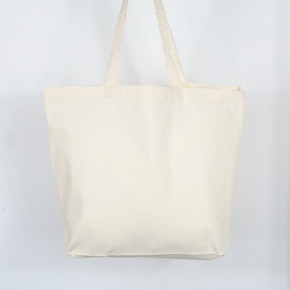 blank shopping bag