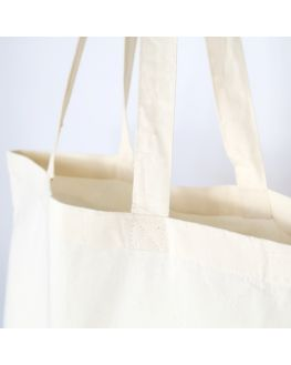 blank carrier bag