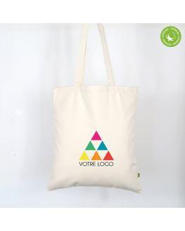 custom organic cotton tote bag