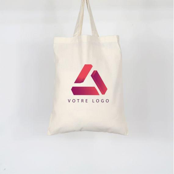 Custom little tote bag