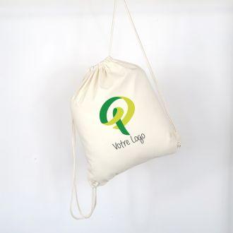 custom cotton backpack