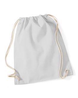 light greycustom gym bag