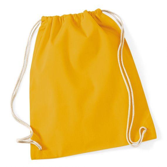 mustardcustom gym bag