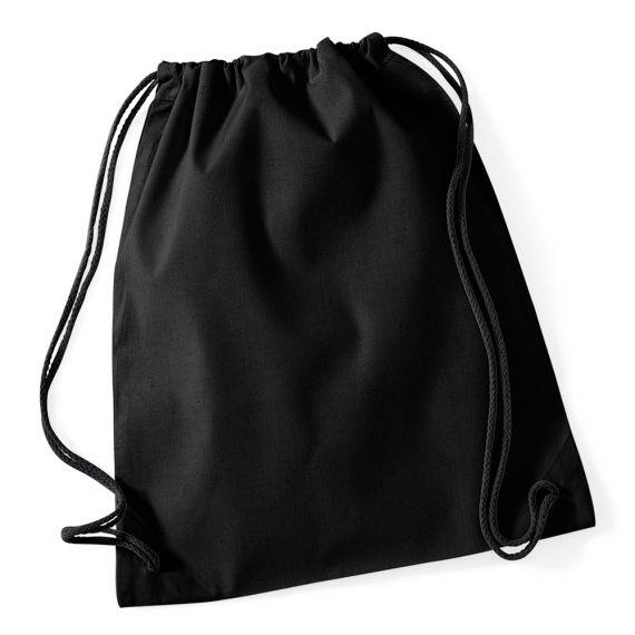 blackcustom gym bag