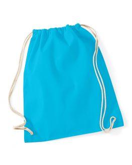 bluecustom gym bag