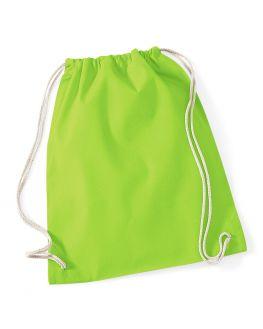 apple greencustom gym bag
