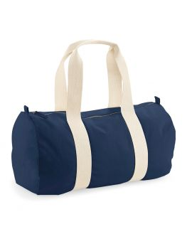 navy custom sport bag