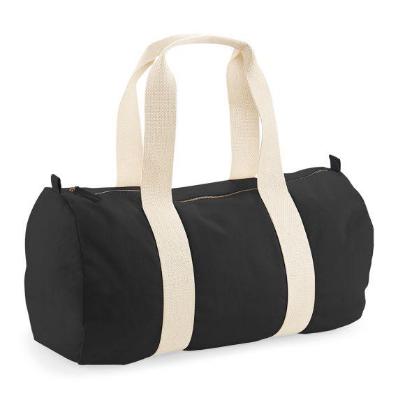 black personalized sport bag