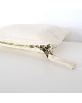 customizable zip pouch