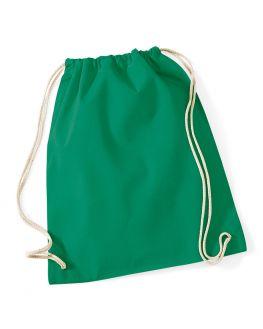sac de gym vert
