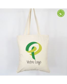 custom organic tote bag