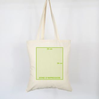 Cheap advertising tote bag