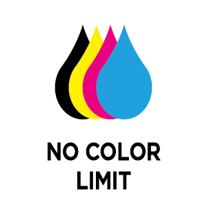 No color limit
