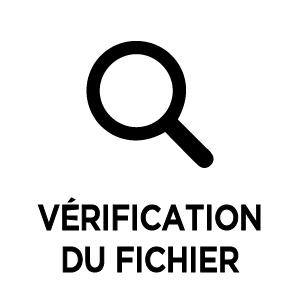Verification fichier